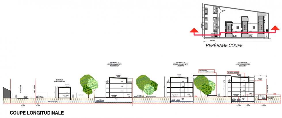 ARVAL architecture - 63 logements «25 RGA» – Compiègne - 5 arval 63 logements 25 RGA 4