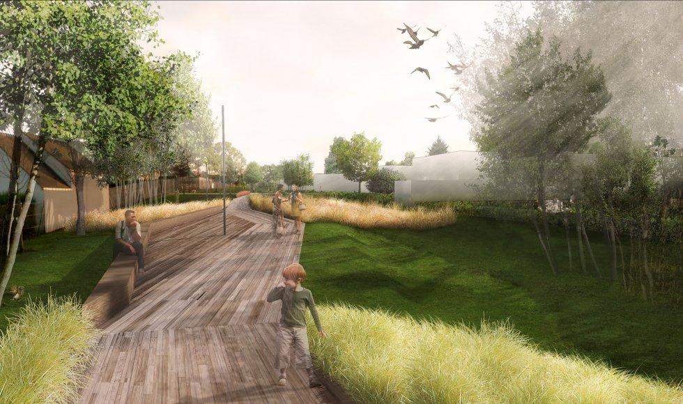 ARVAL architecture - Ecoquartier – Jaux - 2 arval ecoquartier jaux 4