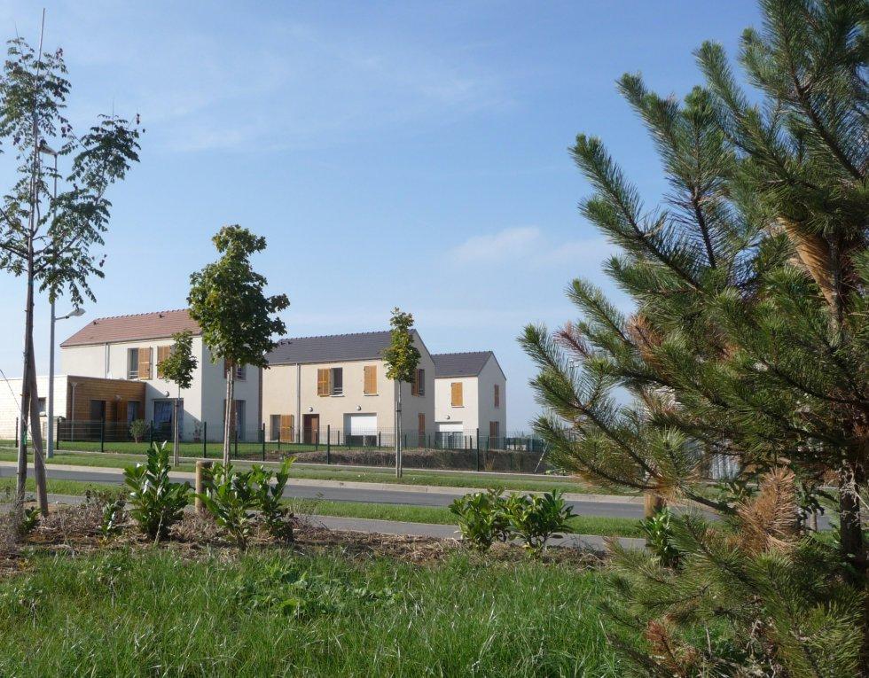 ARVAL architecture - Les Erables – Crépy-en-Valois - 2 Arval Les Erables Crépy en Valois 3