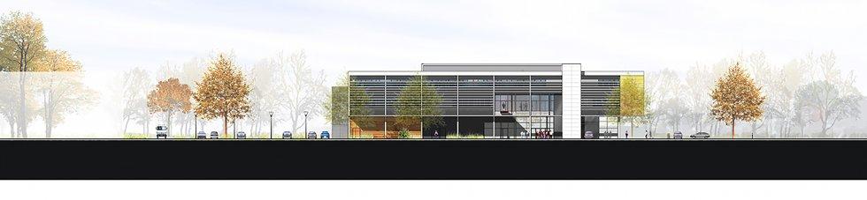 ARVAL architecture - CFRITT de l'UTC – Compiègne - 5 Arval CFRITT UTC Compiègne 5