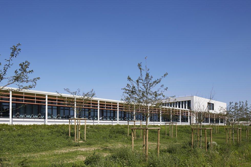 ARVAL architecture - Cité scolaire-Réhabilitation – Amiens - 14 Arval Cité scolaire Réhabilitation 16