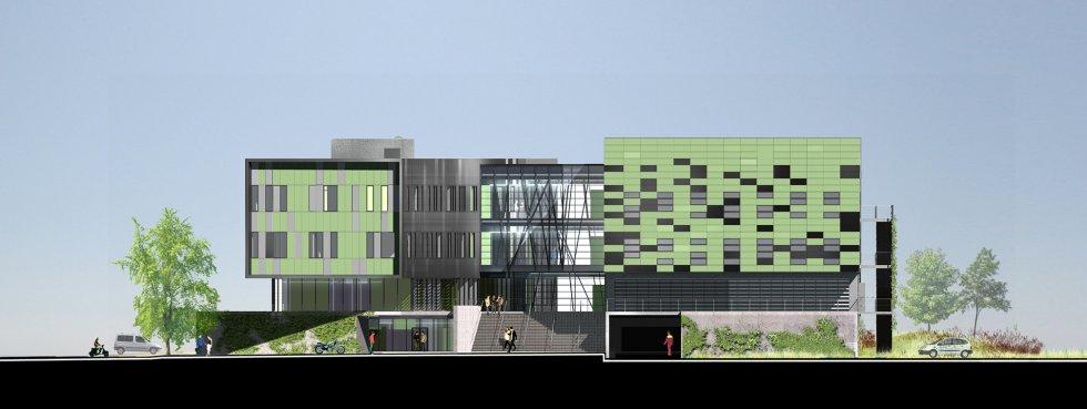 ARVAL architecture - Laboratoires, Université de Picardie – Amiens - 3 Arval Labo Jules Vernes Amiens 3