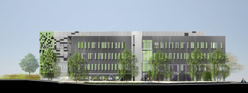 ARVAL architecture - Laboratoires, Université de Picardie – Amiens - 5 Arval Labo Jules Vernes Amiens 5
