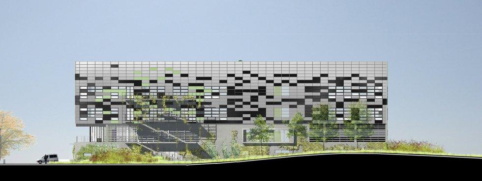 ARVAL architecture - Laboratoires, Université de Picardie – Amiens - 6 Arval Labo Jules Vernes Amiens 6