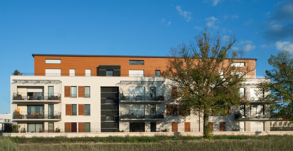 ARVAL architecture - Résidence Mozart – Compiègne - 2 arval résidence Mozart Compiègne