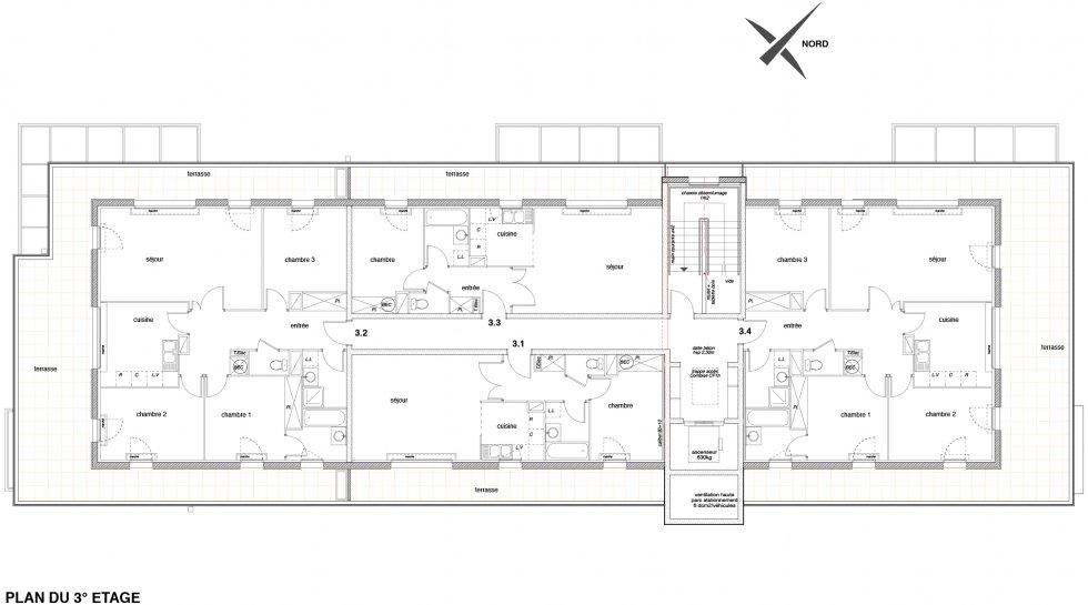 ARVAL architecture - Résidence Mozart – Compiègne - 6 arval résidence Mozart Compiègne
