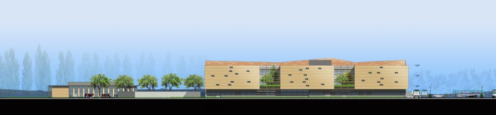 ARVAL architecture - Collège Jean Mermoz – Laon - 4 arval collège jean mermoz laon
