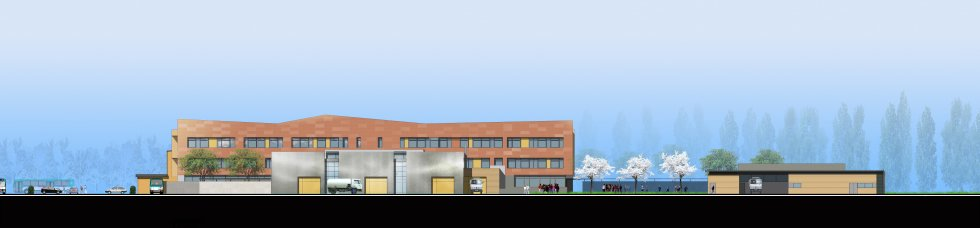 ARVAL architecture - Collège Jean Mermoz – Laon - 6 arval collège jean mermoz laon