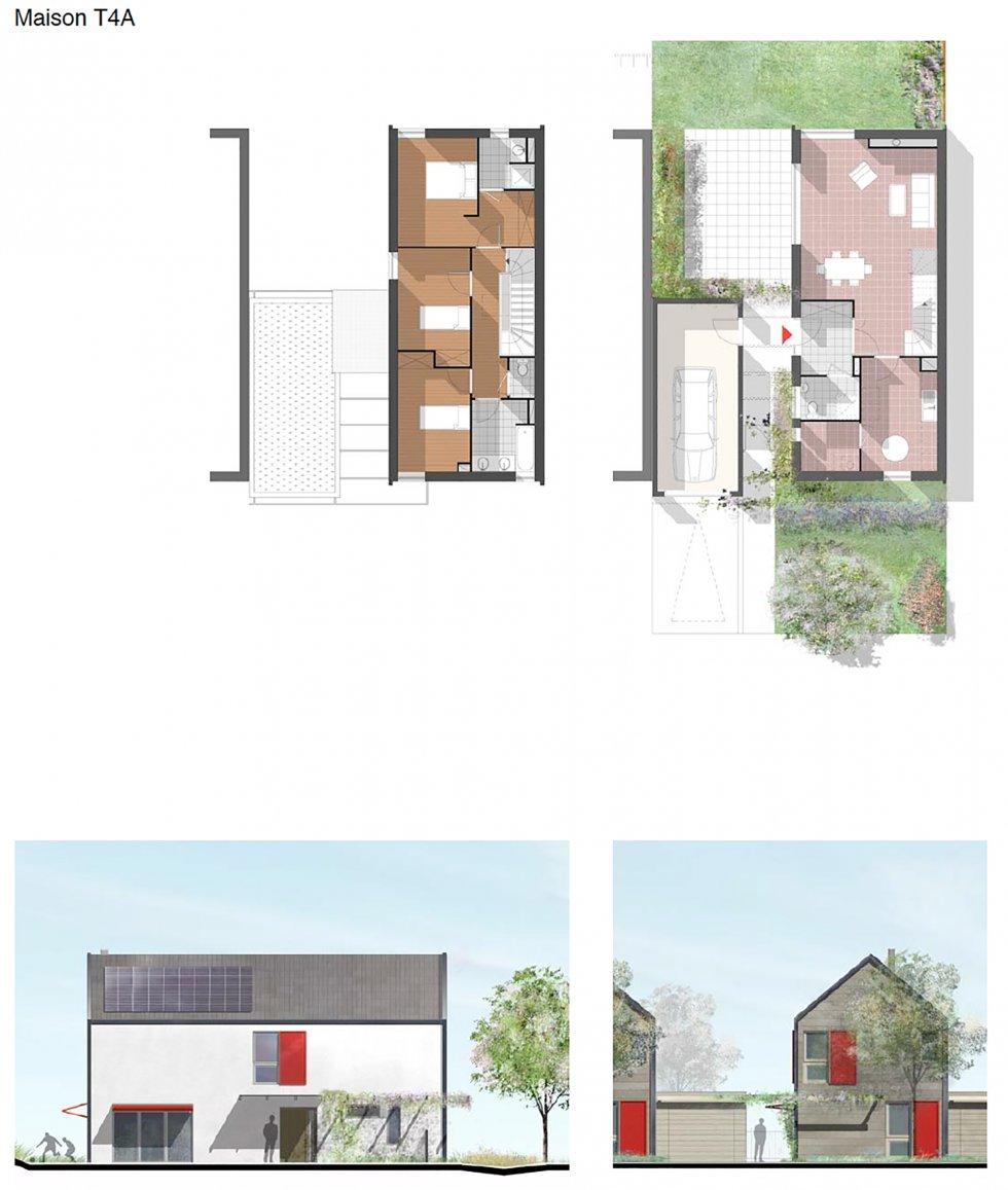ARVAL architecture - ZAC Victorine Autier – Amiens - 5 arval ZAC Victorine Autier