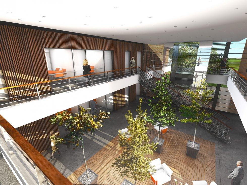 ARVAL architecture - Immeuble de bureaux – Compiègne - 6 Arval CER Compiègne