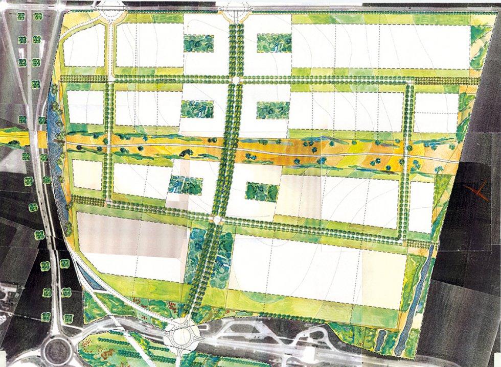 """ARVAL architecture - Parc d'activités """"Le Haut Villé"""" – Beauvais - 3 Arval Haut Villé Beauvais"""