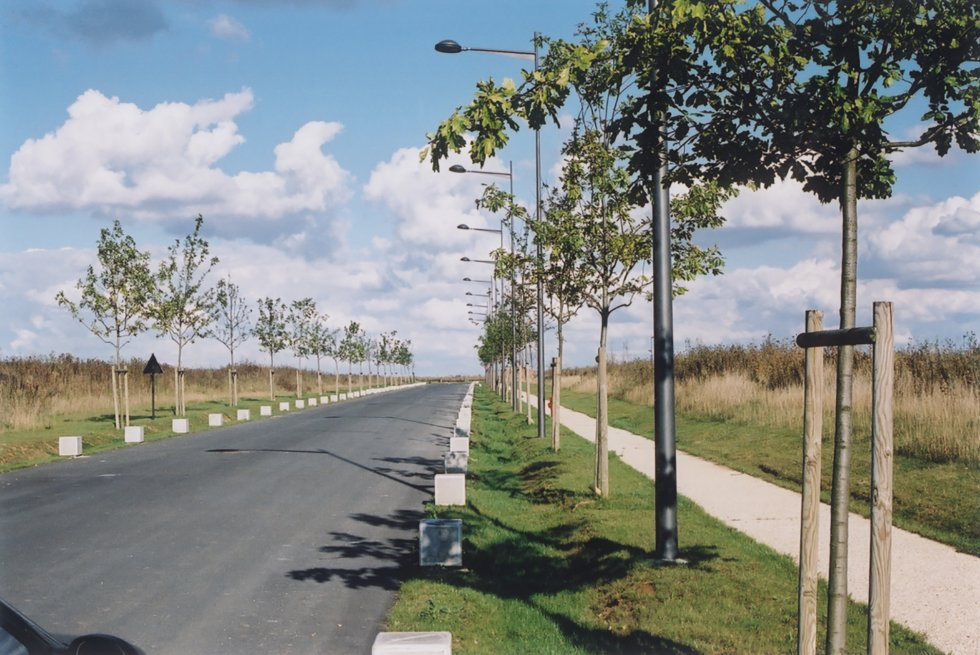 """ARVAL architecture - Parc d'activités """"Le Haut Villé"""" – Beauvais - 7 Arval Haut Villé Beauvais"""