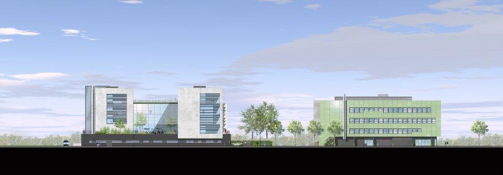 ARVAL architecture - ENSICAEN 2 – Caen-la-mer - 5 Arval Ensicaen 2 Caen