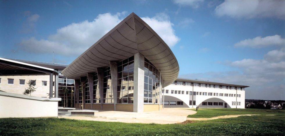 ARVAL architecture - Lycée Européen – Villers Cotterêts - 4 Arval Lycée Européen Villers Cotterêts