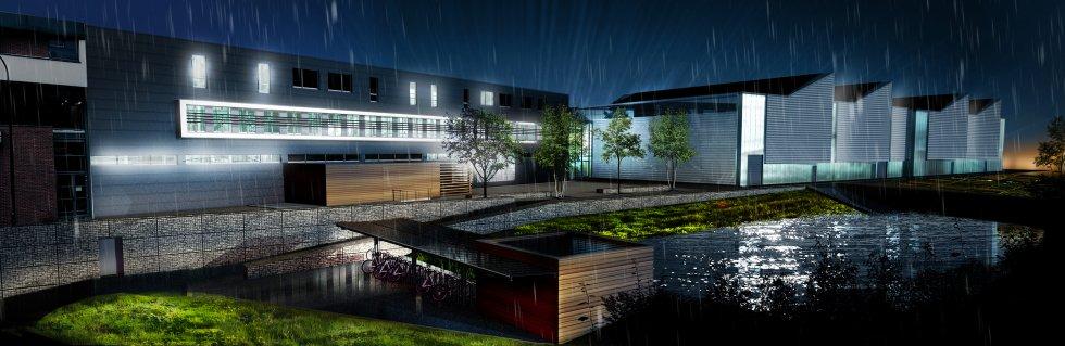 ARVAL architecture - Lycée Colard Noël – Saint Quentin - 2 Arval Lycée Collard Noel Saint Quentin
