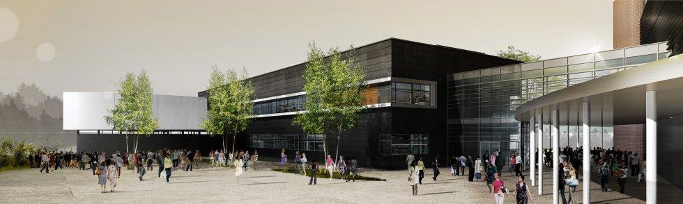 ARVAL architecture - Lycée Colard Noël – Saint Quentin - 3 Arval Lycée Collard Noel Saint Quentin
