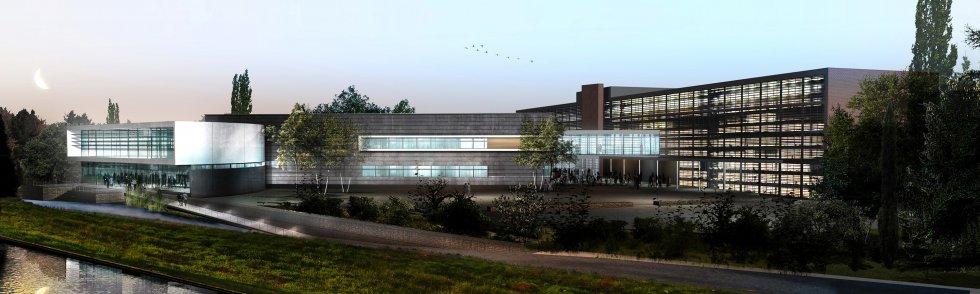 ARVAL architecture - Lycée Colard Noël – Saint Quentin - 4 Arval Lycée Collard Noel Saint Quentin