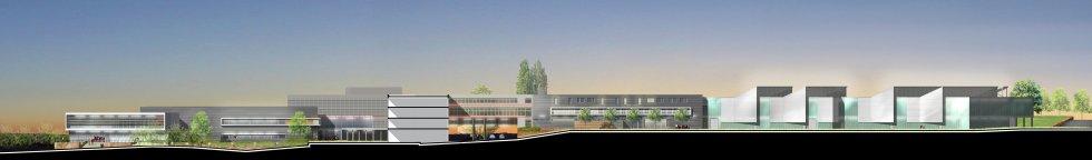 ARVAL architecture - Lycée Colard Noël – Saint Quentin - 5 Arval Lycée Collard Noel Saint Quentin