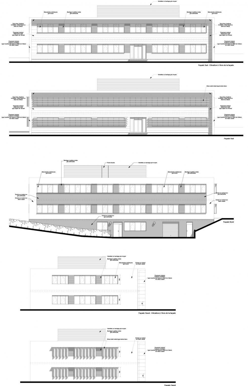 ARVAL architecture - Bureaux de Quille – Beauvais - 14 Arval bureaux Quilles Beauvais