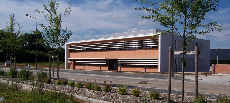 ARVAL architecture - Bureaux de Quille – Beauvais - 1 Arval bureaux Quilles Beauvais