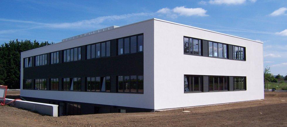 ARVAL architecture - Bureaux de Quille – Beauvais - 2 Arval bureaux Quilles Beauvais