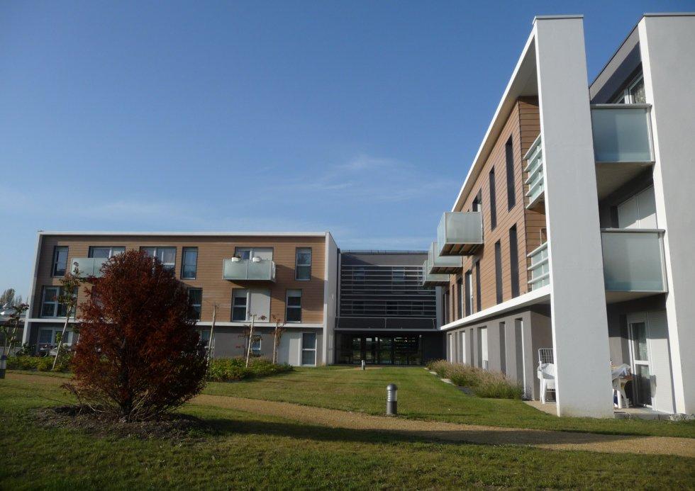 ARVAL architecture - 50 logements personnes âgées – Choisy-au-Bac - 2 Arval logements Choisy au Bac