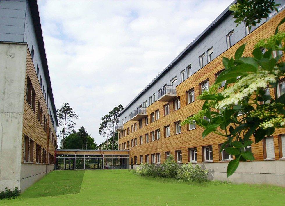 ARVAL architecture - Résidence étudiants – Compiègne - 1 Arval Résidence étudiants Compiègne