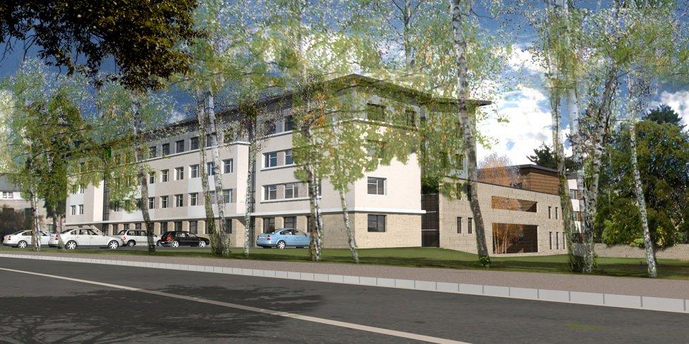 ARVAL architecture - Résidence étudiants – Compiègne - 6 Arval Résidence étudiants Compiègne