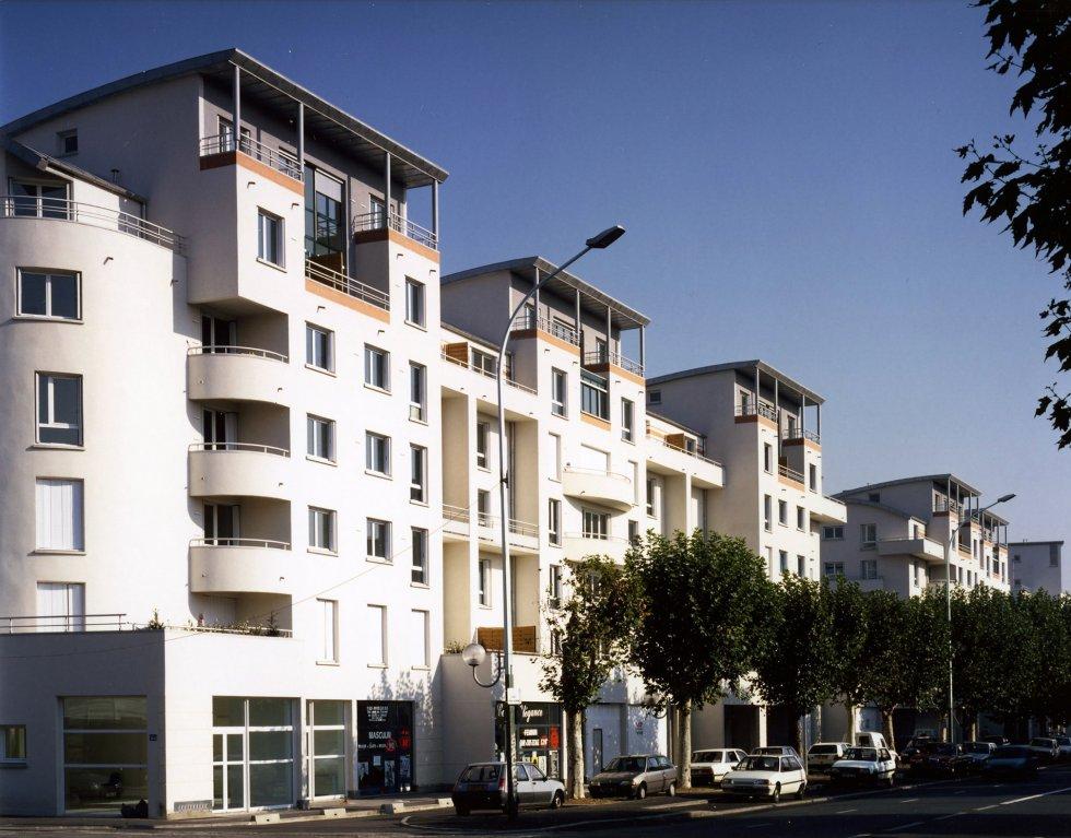 ARVAL architecture - La Planchette – Champigny-sur-Marne - 1 Arval La Planchette Champigny