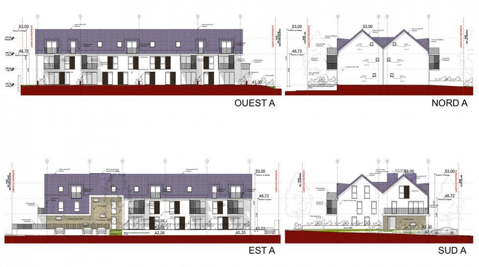 """ARVAL architecture - Résidence """"Le Domaine du Chambellan"""" – Chambly - 4 Arval Domaine du Chambellan Chambly"""