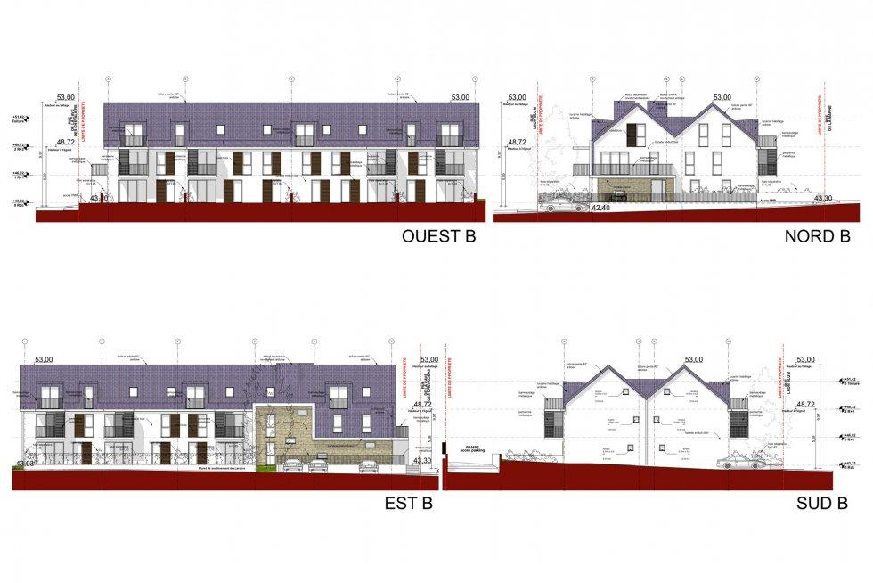 """ARVAL architecture - Résidence """"Le Domaine du Chambellan"""" – Chambly - 5 Arval Domaine du Chambellan Chambly"""