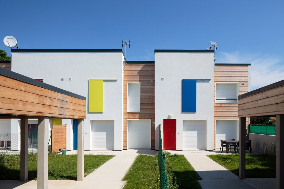 ARVAL architecture - 10 + 10 – Nogent sur Oise (Oise) - 5 Arval 10+10 Nogent sur Oise
