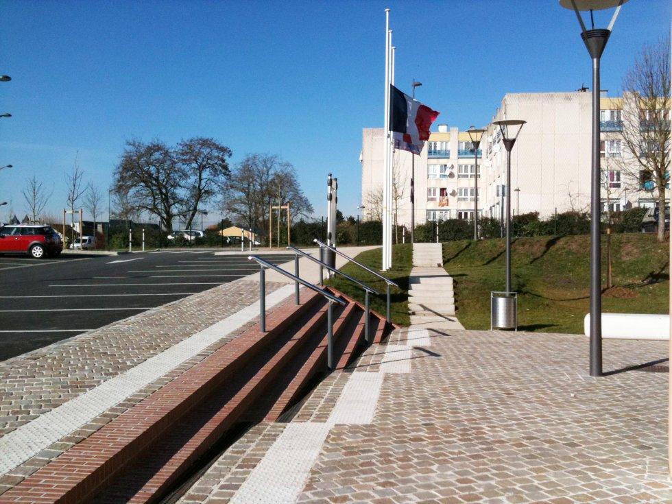 ARVAL architecture - PRUS – Quartier Saint Siméon – Noyon - 6 Arval PRUS Noyon