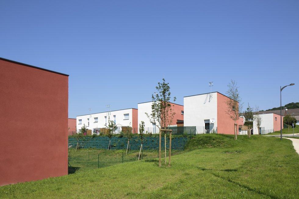ARVAL architecture - PRUS – Quartier Saint Siméon – Noyon - 10 Arval PRUS Noyon