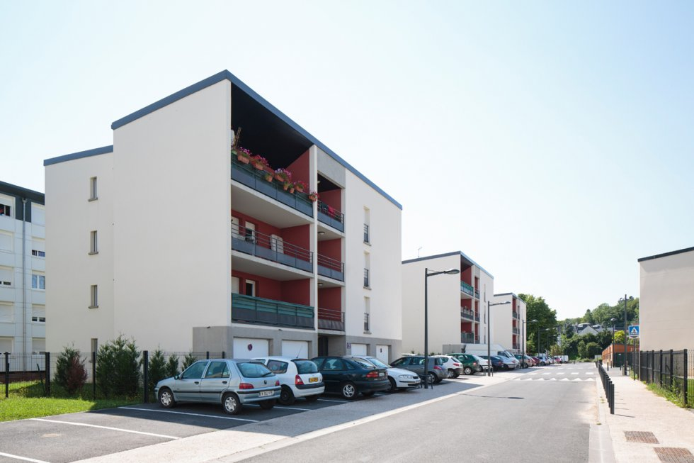 """ARVAL architecture - """"La Commanderie"""" – Nogent sur Oise (Oise) - 8 Arval La Commanderie"""