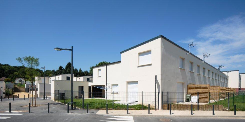 """ARVAL architecture - """"La Commanderie"""" – Nogent sur Oise (Oise) - 9 Arval La Commanderie"""