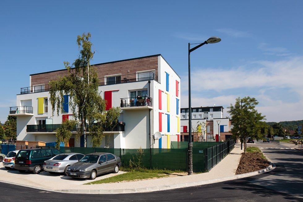 """ARVAL architecture - """"La Commanderie"""" – Nogent sur Oise (Oise) - 12 Arval La Commanderie"""