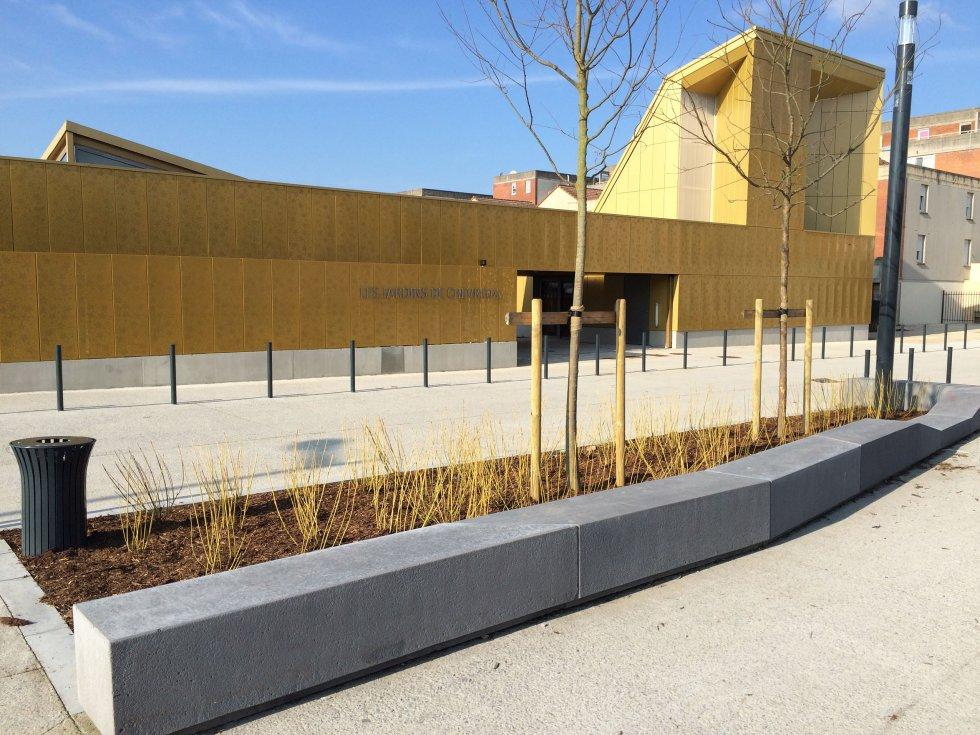 ARVAL architecture - PRU Chevreux – Soissons - 5