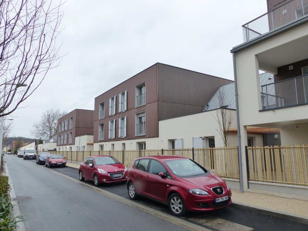 ARVAL architecture - 26 logements – Creil - 4 Arval 26 logements Creil