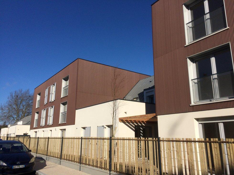 ARVAL architecture - 26 logements – Creil - 2
