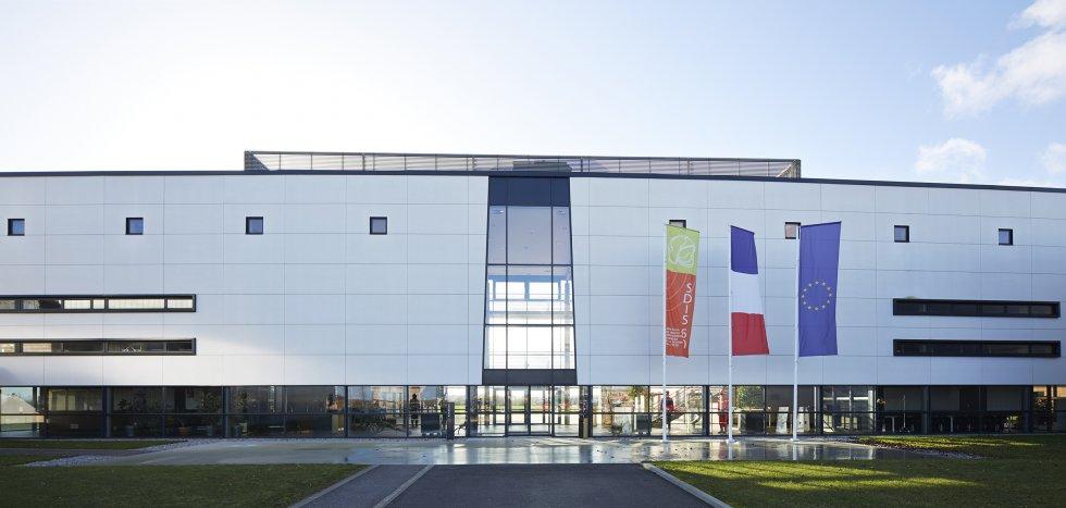ARVAL architecture - S.D.I.S. de l'Oise – Tillé - 3 Arval S.D.I.S. de l'Oise-Tillé 16