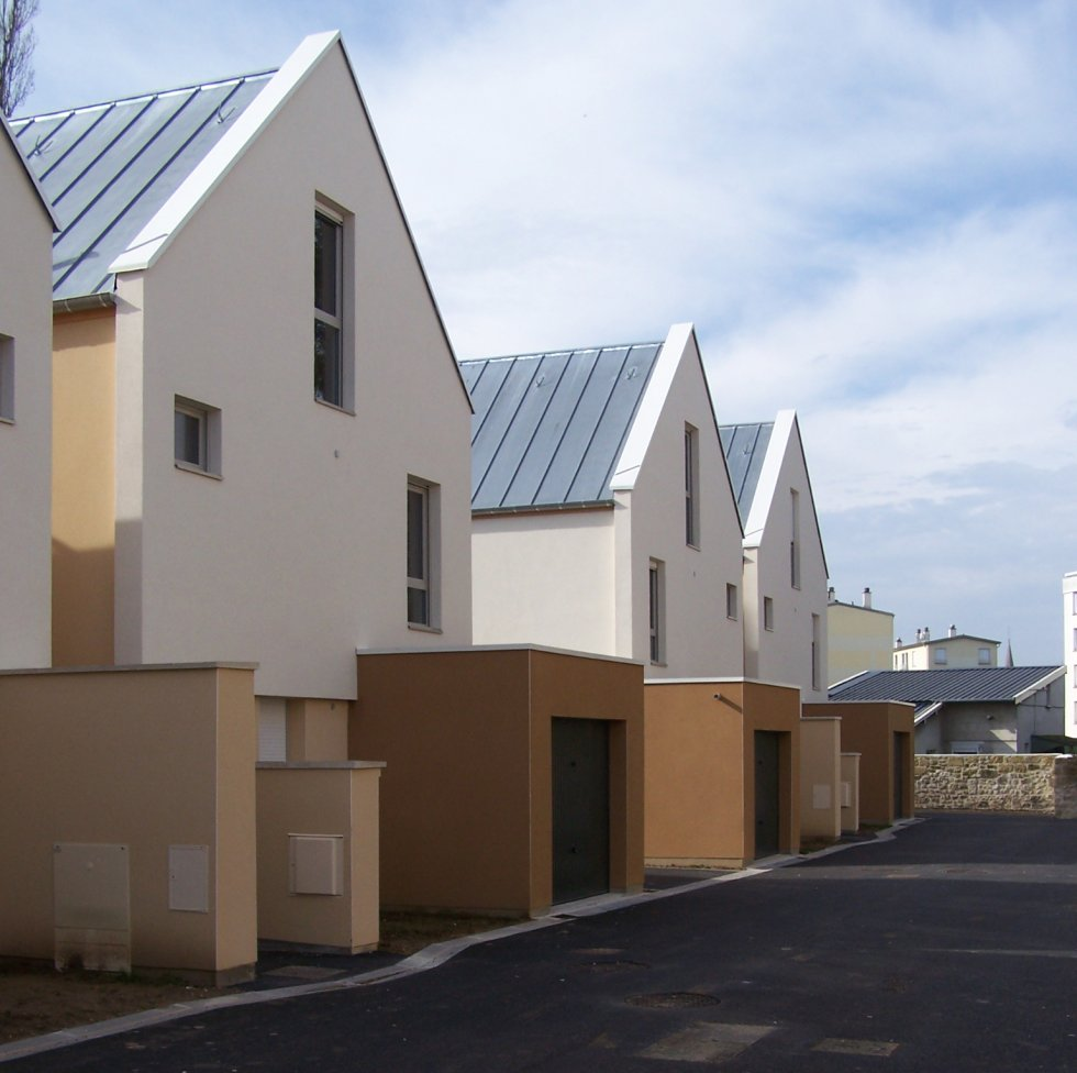 ARVAL architecture - 30 logements collectifs – Soissons - 6 Arval 30 logements Pépin le Bref Soissons
