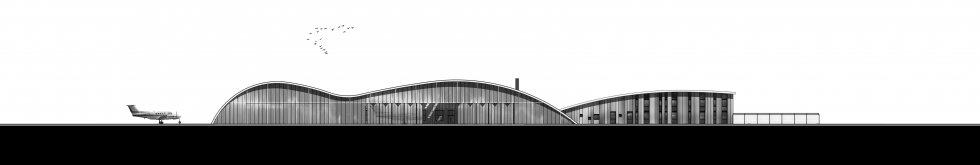 ARVAL architecture - L'IGN sur le site de l'aéroport Beauvais-Tillé - 2 ARVAL - IGN à Beauvais-Tillé