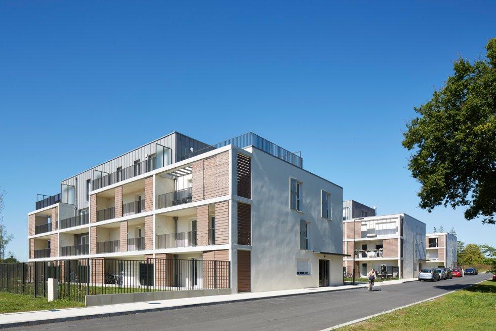 ARVAL architecture - 63 logements «25 RGA» – Compiègne - 4 arval 63 logements 25 RGA 3