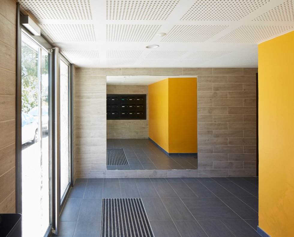 ARVAL architecture - 63 logements «25 RGA» – Compiègne - 8 arval 63 logements 25 RGA 6