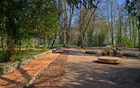 Parc du château – ZAC de Louvres