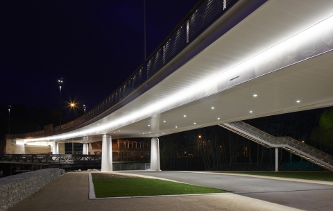 Ouvrages d art arval architecture - Ouvrage d architecture ...