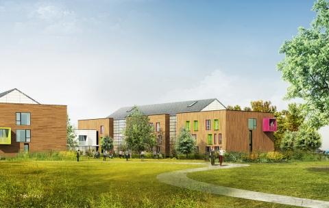 Résidence étudiants Lassalle – Beauvais