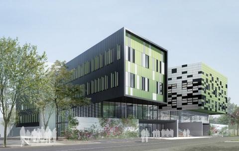Laboratoires, Université de Picardie – Amiens