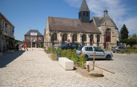 Aménagement de la place Saint Georges – Chevrière